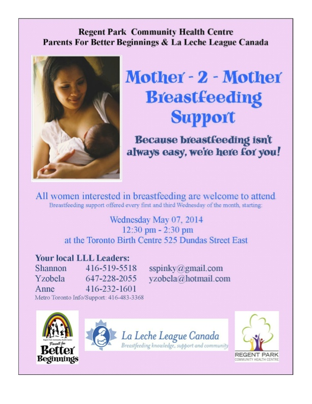 Breastfeeding Support_May 2104