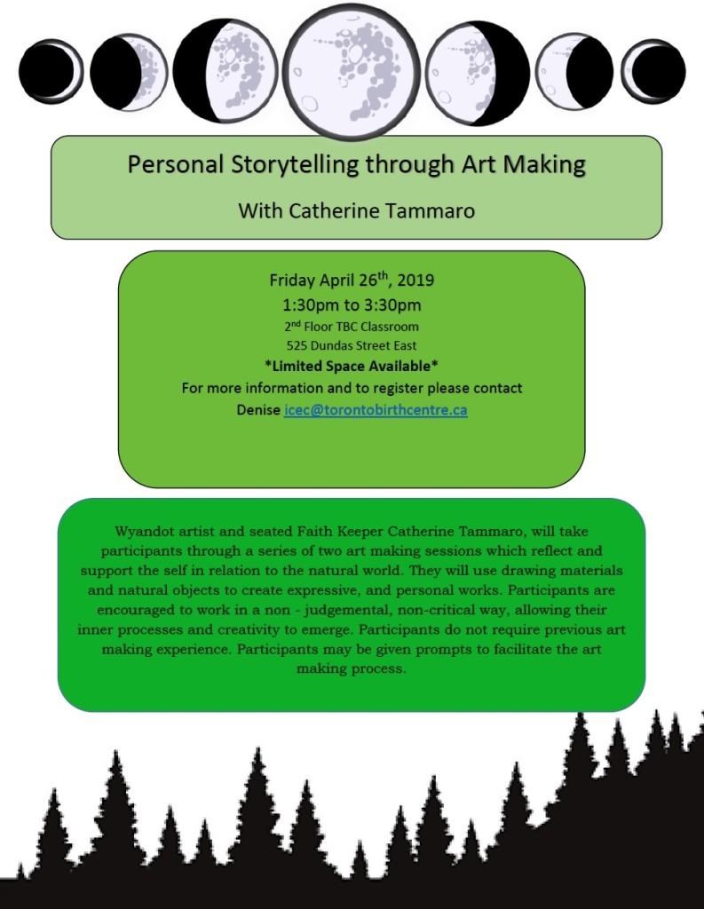 personal storytelling 2019 v.2 (April)